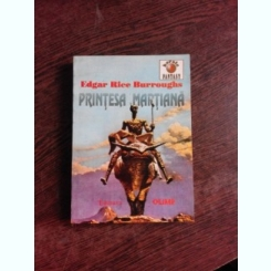 PRINTESA MARTIANA - EDGAR RICE BURROUGHS