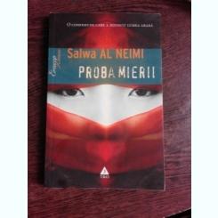PROBA MIERII - SALWA AL NEIMI
