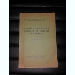 PROBLEMA HIBRIZILOR PRODUCATORI DIRECTI IN ROMANIA - NICOLAE CONSTANTINOV