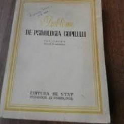 PROBLEME DE PSIHOLOGIA COPILULUI - B.G. ANANIEV