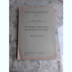 PROBLEMELE TERITORIULUI ADMINISTRATIV ROMANESC - CORNELIU RUDESCU