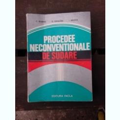 PROCEDEE NECONVENTIONALE DE SUDARE - C. BOARNA