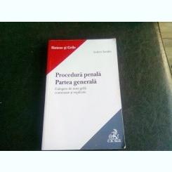 PROCEDURA PENALA PARTEA GENERALA - ANDREI ZARAFIU