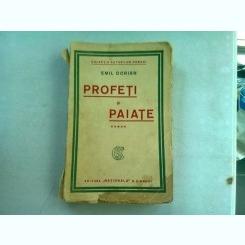 PROFETI SI PAIATE - EMIL DORIAN