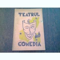 PROGRAM TEATRUL COMEDIA STAGIUNEA 1941-42