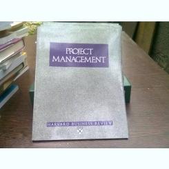Project management - Harvard business review  (management de proiect)