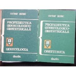 PROPEDEUTICA GINECOLOGICO-OBSTETRICALA - OCTAV RUSU