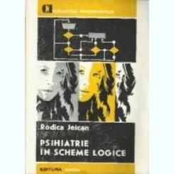 PSIHIATRIE IN SCHEME LOGICE - RODICA JEICAN