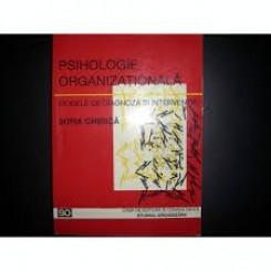 PSIHOLOGIE ORGANIZATIONALA - SOFIA CHIRICA