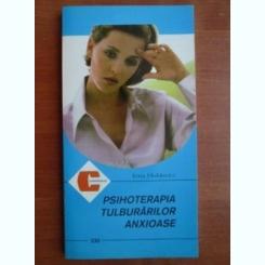 PSIHOTERAPIA TULBURARILOR ANXIOASE - IRINA HOLDEVICI