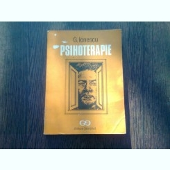 PSIHOTERAPIE - G. IONESCU