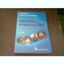 PUERICULTURA SI PEDIATRIE - INDREPTAR PENTRU ASISTENTI MEDICALI - CRIN MARCEAN, VLADIMIR MIHAILESCU   EDITIA A II-A