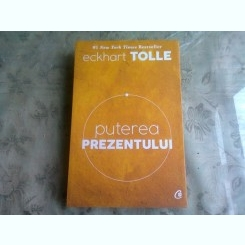 PUTEREA PREZENTULUI - ECKHART TOLLE