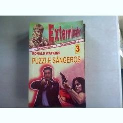 PUZZLE SANGEROS - RONALD WATKINS