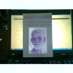 Ramana Maharisi , O calauza prin hatisul invataturilor spirituale