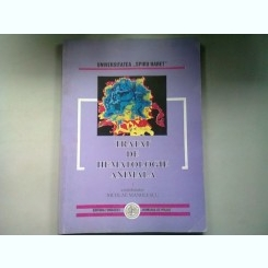 RATAT DE HEMATOLOGIE ANIMALA - NICOLAE MANOLESCU VOLUMUL I