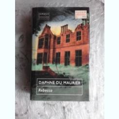REBECCA - DAPHNE DU MAURIER  (CARTE IN LIMBA ENGLEZA)
