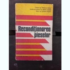 RECONDITIONAREA PIESELOR - NECULAI RADUT
