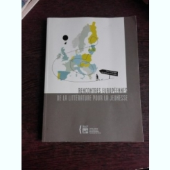 RECONTRES EUROPEENNES DE LA LITTERATURE POUR LA JEUNESSE  (CARTE IN LIMBA FRANCEZA)