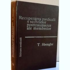 RECUPERAREA MEDICALA A SECHELELOR POSTTRAUMATICE A MEMBRELOR - T. SBENGHE