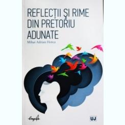 REFLECTII SI RIME DIN PRETORIU ADUNATE, MIHAI ADRIAN HOTCA