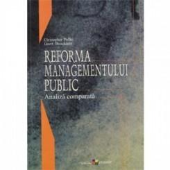 REFORMA MANAGEMENTULUI PUBLIC - CHRISTOPHER POLLITT