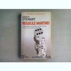 REGULILE MARTHEI - MARTHA STEWART