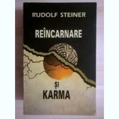 REINCARNARE SI KARMA - RUDOLF STEINER