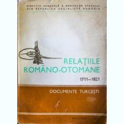 RELATIILE ROMANO-OTOMANE, VALERIU VELIMAN