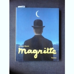 RENE MAGRITTE 1898-1967 - JACQUES MEURIS  (ALBUM)