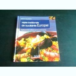 RETETE TRADITIONALE DIN DIN BUCATARIILE EUROPEI