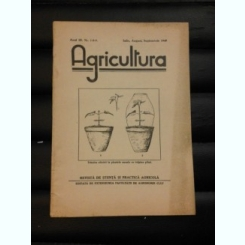 REVISTA AGRICULTURA NR.7-8-9/1948