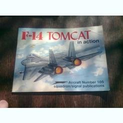 REVISTA AIRCRAFT NR.105. F-14 TOMCAT IN ACTION