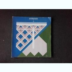 REVISTA ARHITECTURA NR.1/1981