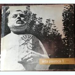 REVISTA ARTA PLASTICA NR.1/1965