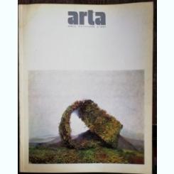REVISTA ARTA PLASTICA NR.3/1981
