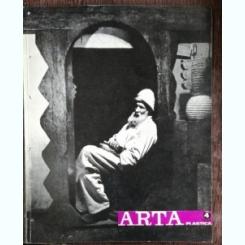 REVISTA ARTA PLASTICA NR.4/1966