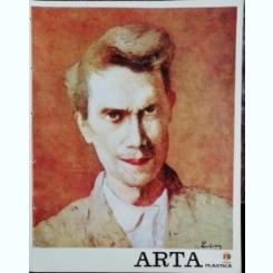 REVISTA ARTA PLASTICA NR.7-8 -1966