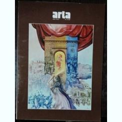 REVISTA ARTA PLASTICA NR.8/1987
