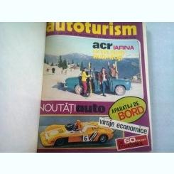 REVISTA AUTOTURISM COLECTIA PE ANUL 1976 SI 1977  (24 NUMERE COLIGATE)