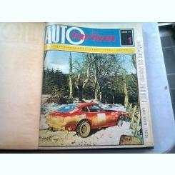 REVISTA AUTOTURISM NR.1-12/1972  (COLIGATE)