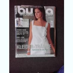 REVISTA BURDA NR.6/2003, TEXT IN LIMBA GERMANA