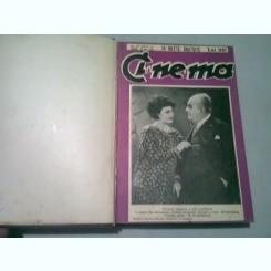 REVISTA CINEMA 10 NUMERE COLIGATE, DIN 1928
