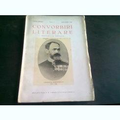 REVISTA CONVORBIRI LITERARE NR. 1/1940