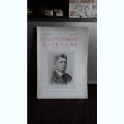 REVISTA CONVORBIRI LITERARE NR. 3/1940