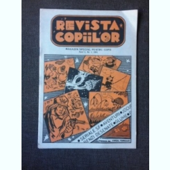 REVISTA COPIILOR NR.1/1991