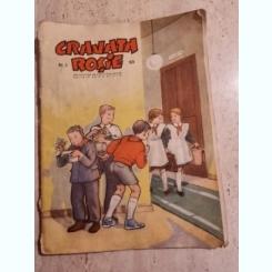 REVISTA CRAVATA ROSIE NR.3/1959 REVISTA PIONIERILOR SI SCOLARILOR