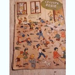 REVISTA CRAVATA ROSIE NR.5/1958 REVISTA PIONIERILOR SI SCOLARILOR