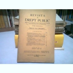 REVISTA DE DREPT PUBLIC NR.1-2/1932