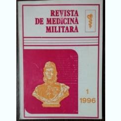 REVISTA DE MEDICINA MILITARA NR 1 -1996